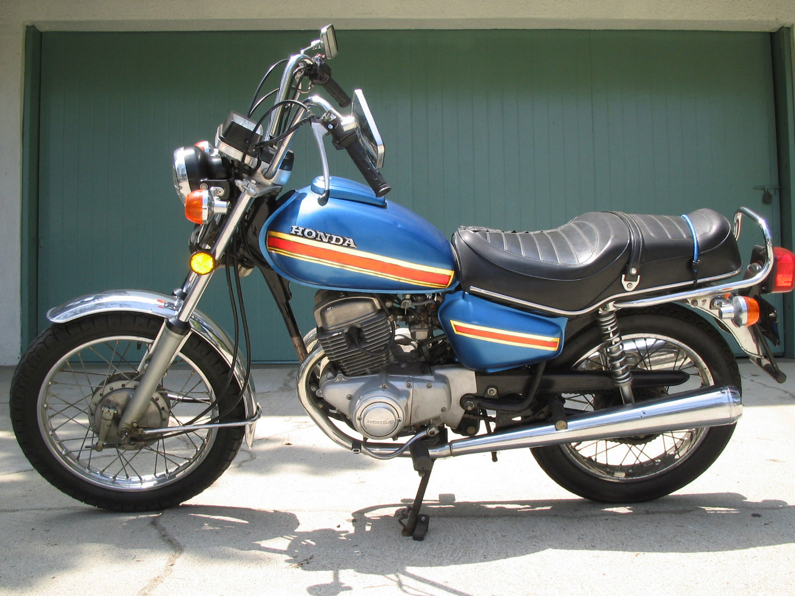 classic honda motorcycle for sale. Black Bedroom Furniture Sets. Home Design Ideas